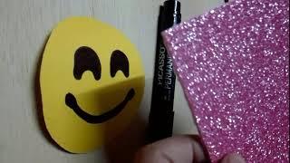 Diy  tutorial of emoji props
