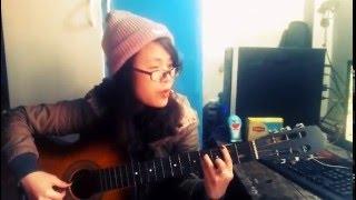 Càng xa càng nhớ - guitar cover Kiều Liên