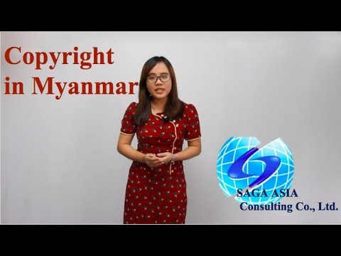 Trademark and Copyright in Myanmar