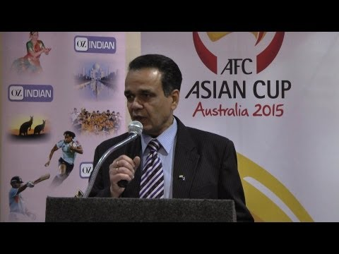 India Sports Club Awards Presentation Night 2013 Part 1