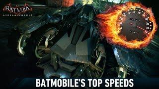 MISC; Batman; Arkham Knight; Batmobile