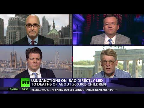 CrossTalk: Sanction Wars