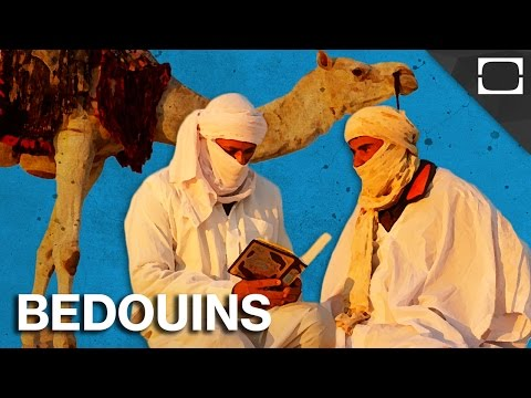 Who Are The Bedouin Nomads Of The Middle East?