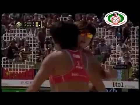 Волейбол упражнения Обучение нападающему удару [видео]
