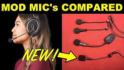 ModMic USB Review & All Mod Mic's Compared!