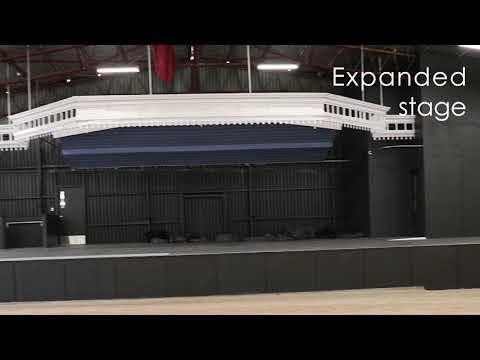 $1.7 million redevelopment Tanunda Show Hall