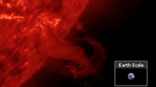 Sunspots, Solar Wind, Storms | S0 News June 6, 2015