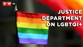 Deputy Minister of Justice John Jeffery hosted a media briefing on 1 July 2021 where he encouraged freedom when it came to sexual orientation and also acknowledged that societal attitudes would have to change if hate crimes were to be curbed in the country.  #LGBTQI+ #Homosexuality #DepartmentofJustice