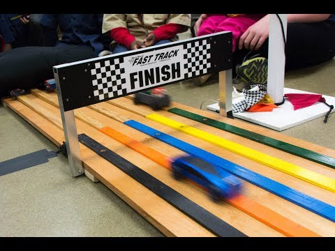 Forest Park Annual Pinewood Derby