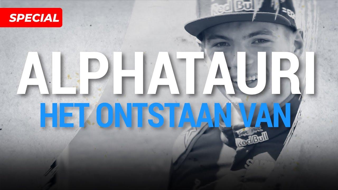 De thuisbasis van Formule 1-talenten   Het ontstaan van AlphaTauri