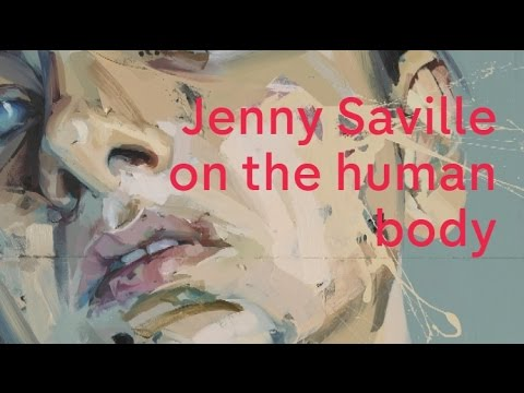 Artist Jenny Saville: why human bodies fascinate