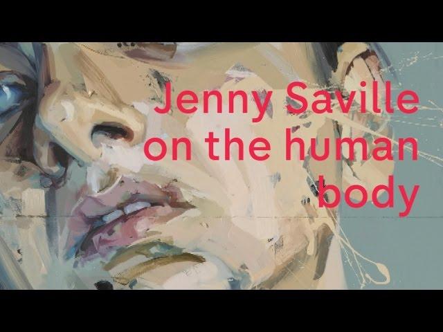 Jenny Saville, el cuerpo al descubierto.