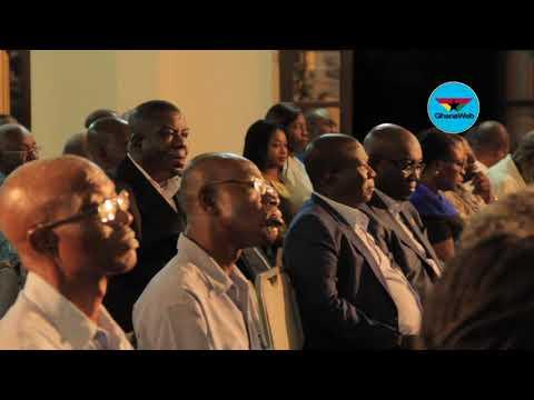 Dr. Acquah's full speech at University of Ghana Alumni Lecture