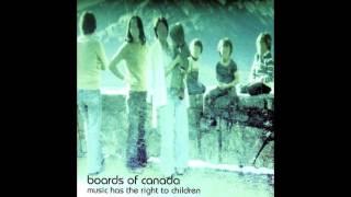 boards of canada music has the right to children full reversed album