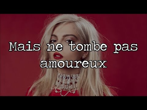 Bebe Rexha - (Not) the One Traduction FR