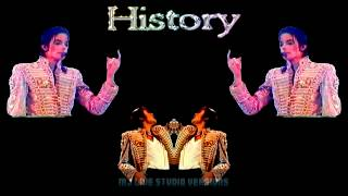 Michael Jackson - History (FULL) - Live Studio Version - HWT 1997