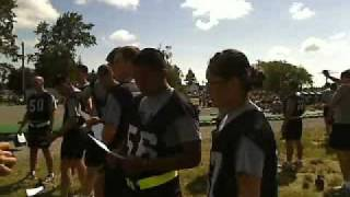 Live at LDAC 2011: 1st Regiment's Army Physical Fitness Test