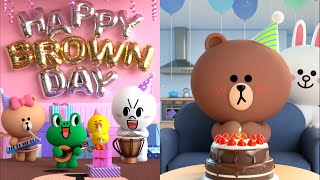 Welcome to BROWN DAY virtual p…