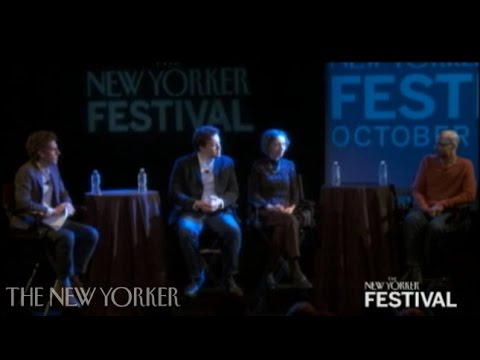 Sex and violence - The New Yorker Festival