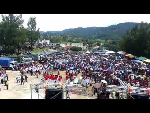 Desfile 10 Agosto 2017 Joyabaj