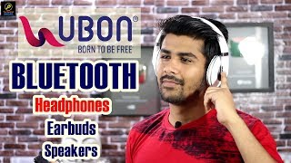 Ubon Speakers Headphones amp Wireless Earbuds Small Review