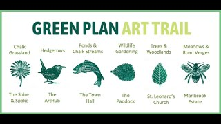 WCAG Green Plan Art Trail