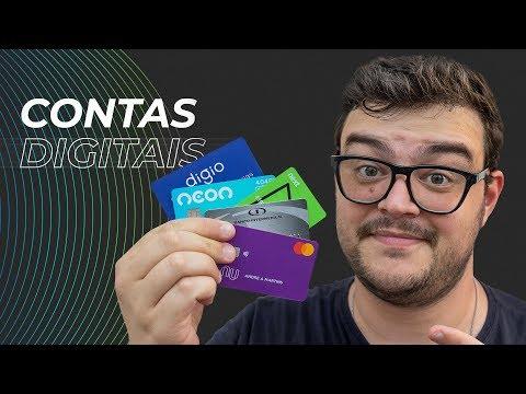 QUAL A MELHOR CONTA DIGITAL? | Nubank, Inter, Next, Neon e Digio