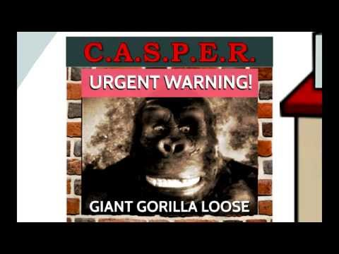C.A.S.P.E.R. Alerts, Warnings and Fundraising Tool