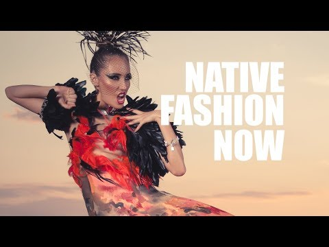 Native Fashion Now: Contemporary Native American Fashion