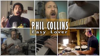 Phil Collins & Philip Bailey - Easy Lover (Full Collab Cover)