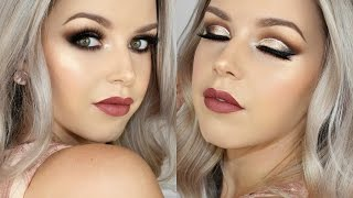 GRWM Chit Chat || Affordable Prom Makeup, Hair & Outfit