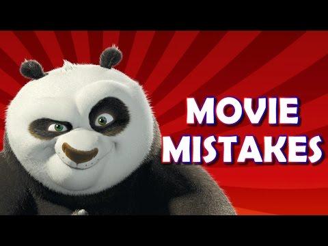 10 Disney Kung Fu Panda Movie MISTAKES That Slipped Through Editing | Kung Fu Panda Movie MISTAKES