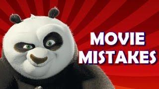 10 Disney Kung Fu Panda Movie MISTAKES That Slipped Through Editing   Kung Fu Panda Movie MISTAKES