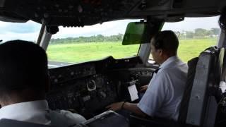 Download Video Biman Bangladesh DC10 Take off cockpit video! MP3 3GP MP4