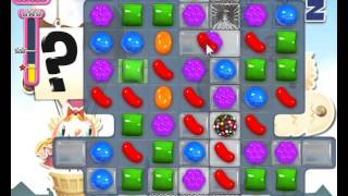 Candy Crush Saga Level 697     NO BOOSTER