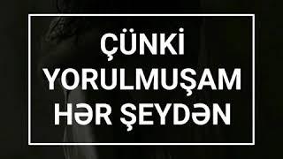 Cixib Getmek Isteyirem Whatsapp Status 2018 Hd Youtube