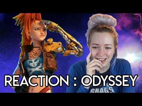 REACTION: Odyssey Cinematic Trailer | League of Legends | TradeChat