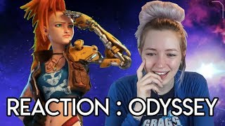 REACTION: Odyssey Cinematic Trailer | League of Legends | TradeChat