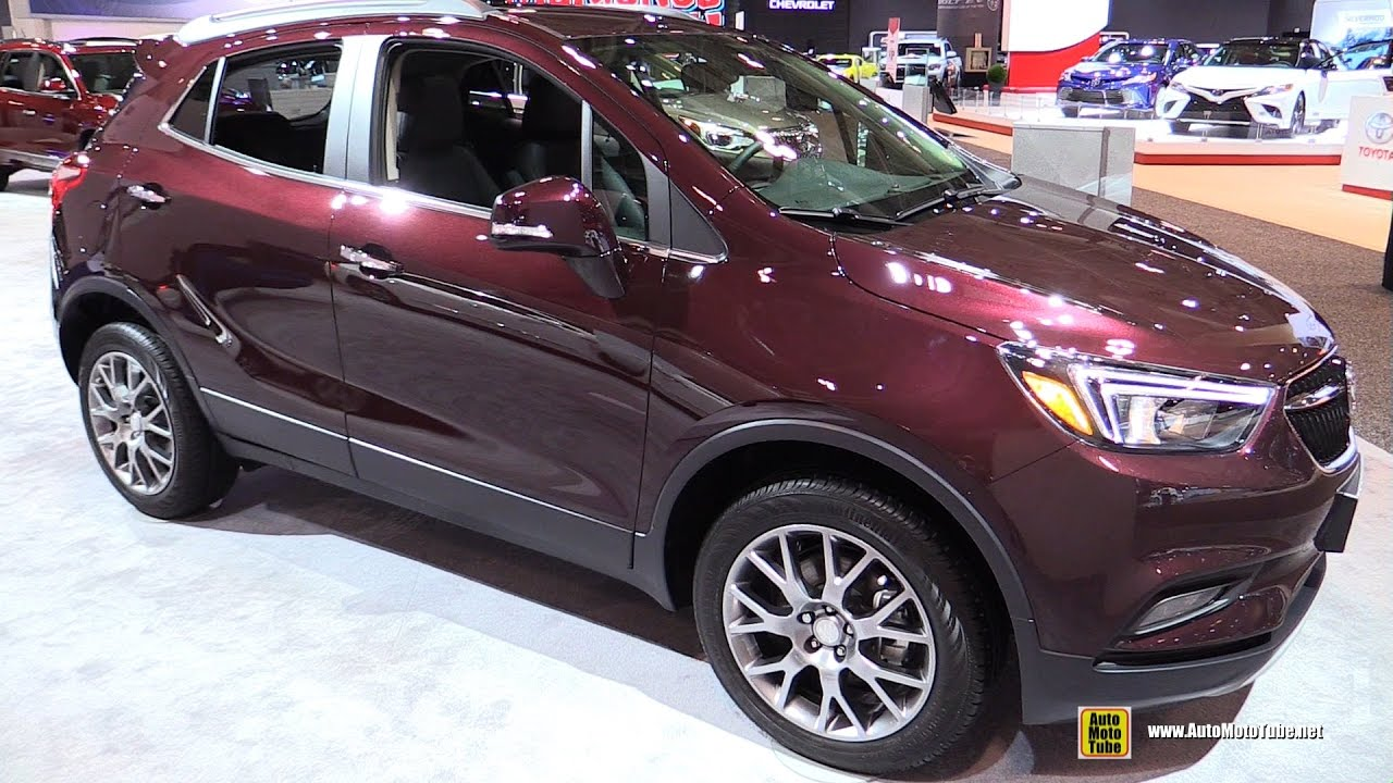 2017 Buick Encore Premium Awd Exterior And Interior Walkaround Toronto Auto Show
