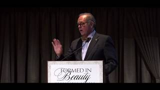 "Ethan Anthony Presents ""The Symphony of Creation"" at the ""Formed in Beauty"" Conference 2018"