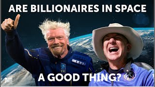 Are billionaires in space a good thing?   Yang Speaks