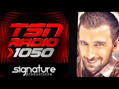 Signature Superstar Thanos Petrelis on TSN Radio