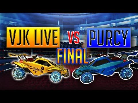 VJK LIVE Vs PURCY....FINAL MATCH.. WHO WINS???