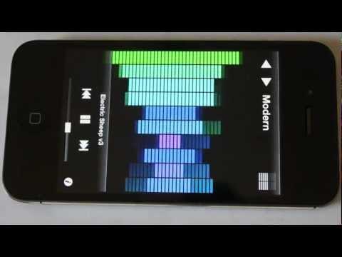 Led Music Visualizer iPhone & iPad App