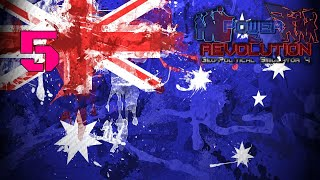 Election Time - Power and Revolution (Geopolitical Simulator 4)Australia Part 5 2018 Add-on