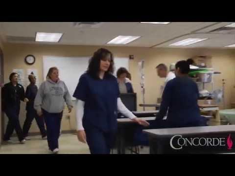 Vocational Nursing (LVN) Training - Learn More   Concorde Career College