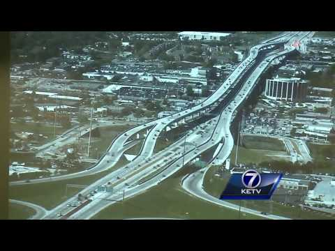 Nebraska Department of Roads announces 10 metro area construction projects