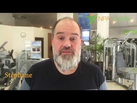 Témoignage de Stéphane au sujet du programme du NPA-Center