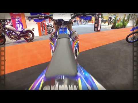 Yamaha Motor Canada Music video motor show 2018