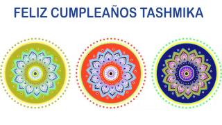 Tashmika   Indian Designs - Happy Birthday